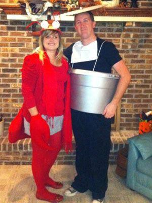 19 best sexy customers images on Pinterest Halloween ideas - teenage couple halloween costume ideas