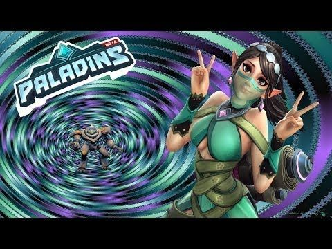 Friday Night Live on Paladins PS4 Take1
