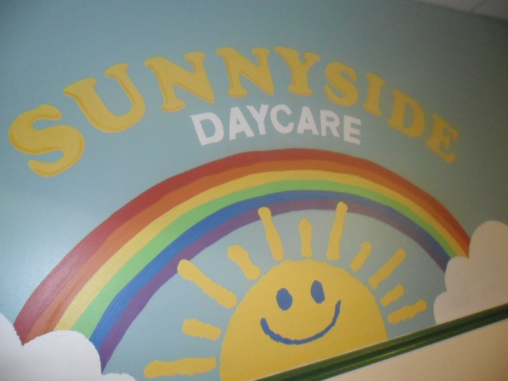 Bukkake daycare storie