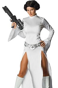 Princess Leia Slut