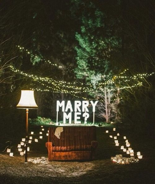 60+ Creative Marriage Proposal Ideas!