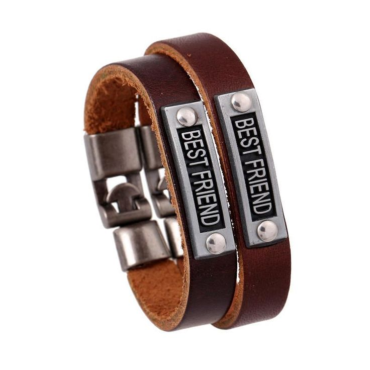 Bracelet Retro Leather for best friend Was $7.50 is only today $0.00.