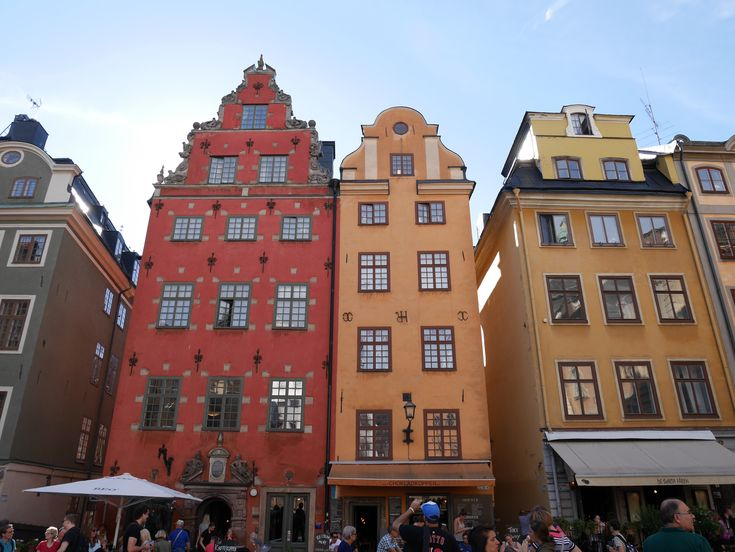 Sweet Stockholm | http://mademoisellemodeuse.com