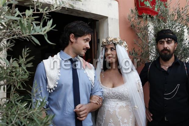Παντρεύτηκε τον εκλεκτό της καρδιάς της η Μαρία Τζομπανάκη-ΔΕΙΤΕ ΦΩΤΟ
