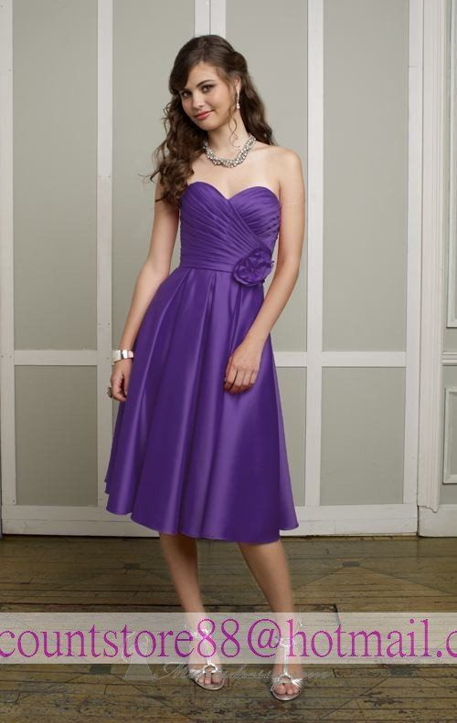 A-Line-Silver-Red-Purple-Knee-Length-Prom-Dress-Strapless-Homecoming-Party-Dress-Discount-Bridesmaid-Dress.jpg (500×792)
