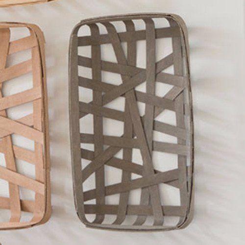 Longaberger WOVEN™ Small Free Form Decorative Tray