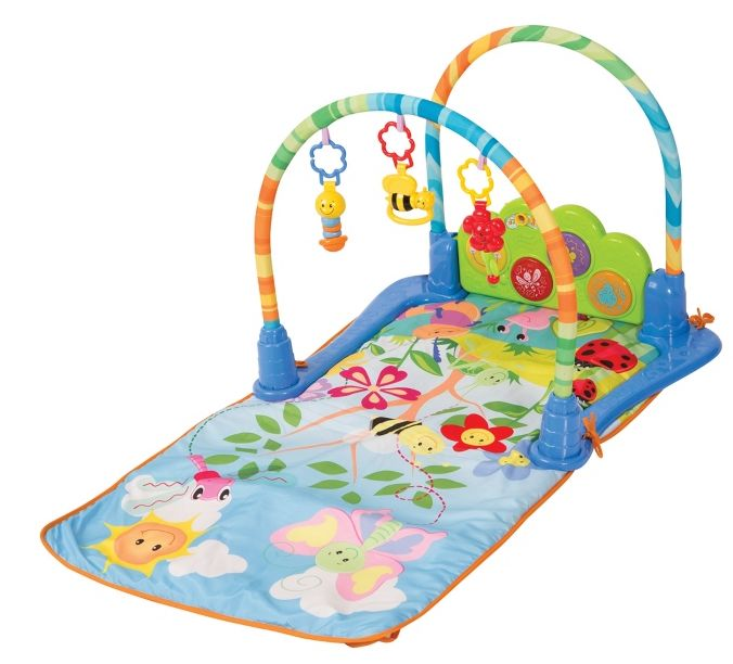 Winfun-Grow-With-Me-Convertible Play Gym 24% Off! Limited time only!! Was R900 Now R690!