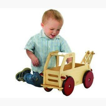 Moover Baby Truck - Natural