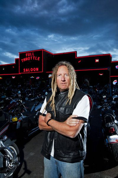 Michael Ballard Full Throttle Saloon | Michael Ballard in Full Throttle Saloon picture - Full Throttle Saloon ...