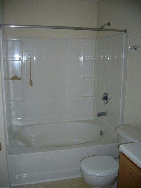 Inspiring Garden Tub Shower Combination Images - Best idea home ...