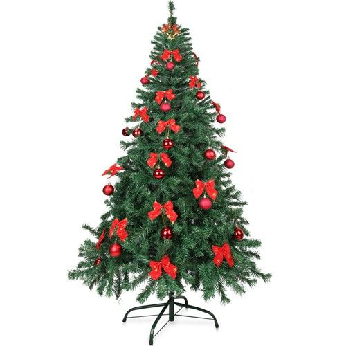 6ft Deluxe Green Christmas Tree