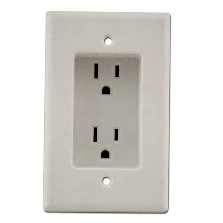 Best 25 Recessed Outlets Ideas On Pinterest Electrical