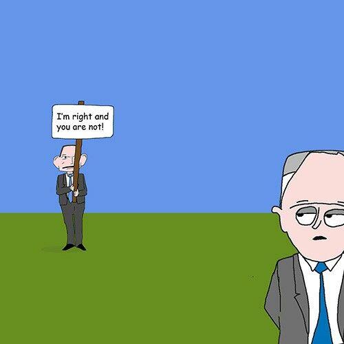 Tony Abbott goes off again.