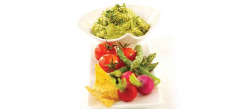 Avocado & Lime Dip