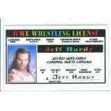 WWE - Jeff Hardy - Collector Card