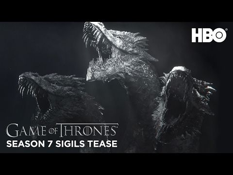 #GoTS7 Game of Thrones Season 7: Official Tease: SIGILS — finally drops and it is sound clips over fierce sigil representations for the coming war among the houses…