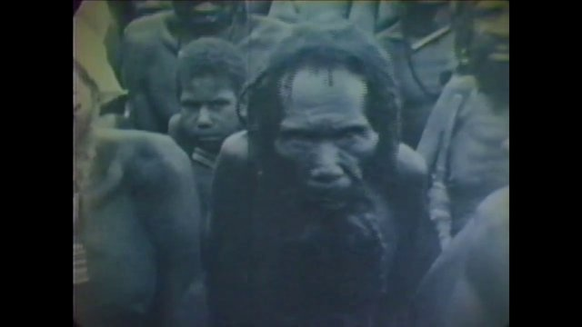 First Contact on Vimeo Group of Australian gold miners land on Papua New Guinea and make the first white contact with aboriginal tribes. Painstakingly shot in 1932 on 35 mm film, the footage was found by filmmakers in the 1960's who contacted some of the native witnesses of the first contact for their current thoughts and reflections. The footage is amazing...
