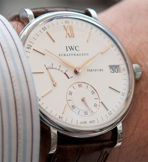 IWC Portofino. - mens leather watches, citizen mens watches, expensive mens watches