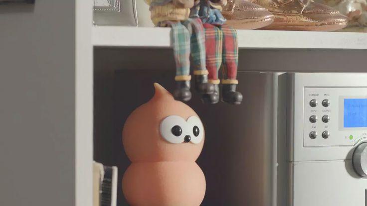 "Zingy in EDF Energy's ""Feel Better Energy"" on Vimeo"