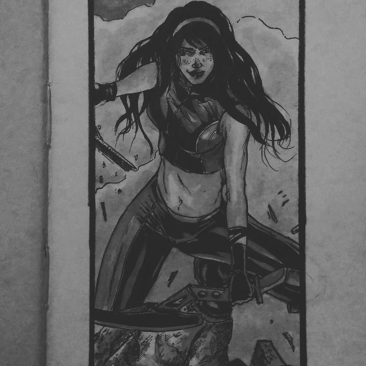 12/31 Kate Bishop  #hawkeye #inktober #inktoberid #drawing #sketch #ink #inkwash #pencil #inktoberindonesia  #inktoberindonesia2017 #comics #comicart #marvel #archer #panahasmara