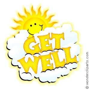 ☀️Get Well Soon