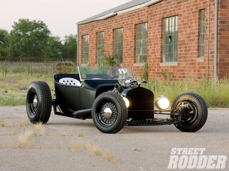 Check out the Speedway Motors Tribute T Kit from Speedy Bill Smith with a Ford Flathead or a small block Chevy - Street Rodder Magazine & 109 best T BUCKET images on Pinterest | T bucket Rat rods and ... markmcfarlin.com