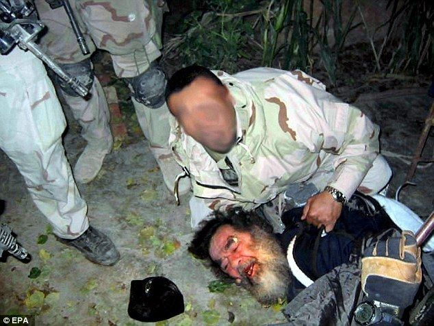 Well this is what they call being sent up sh*t creek without a paddle, courtesy of George W Bush and his Establishment Elite cronies. After 10 years, the man who interrogated Saddam Hussein has come forward with the TRUTH about the tyrant. CIA analyst John Nixon told Daily Mail his exclusive story about the interrogations of the infamous Iraqi…