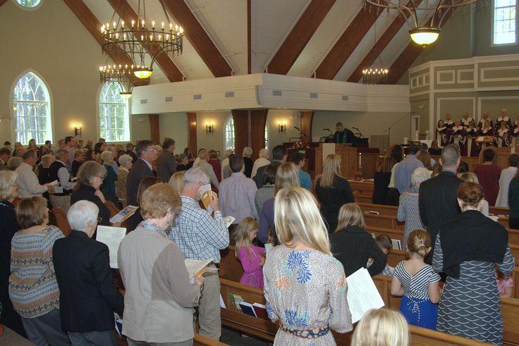 Palmetto Presbyterian Church (USA) - Mount Pleasant SC ...