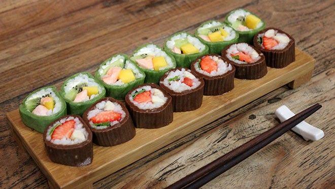 Sweet sushi - Rudolph's Bakery   24Kitchen