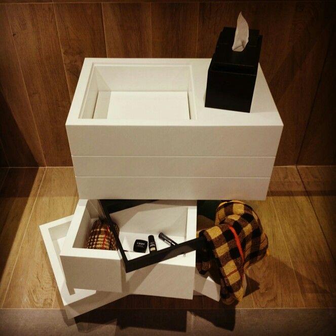 MyBath Levels  www.mybath.pl #mybath #corian #bathroom #interiordesign