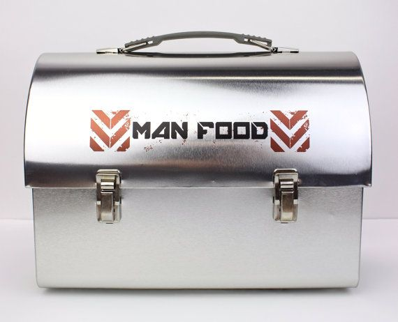 Christmas Gifts for Husband Personalized Lunch Box by PoppinPrint