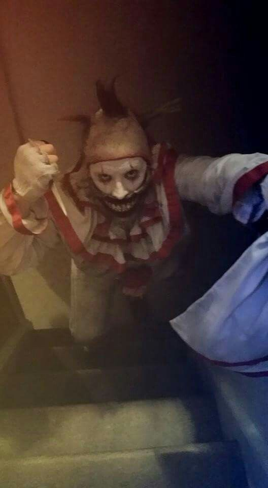 Twisty the Clown Costume cosplay