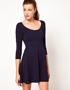 Image 1 of Vero Moda Skater Dress