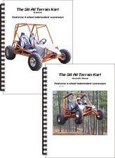 Full suspension 2 seater go kart plans