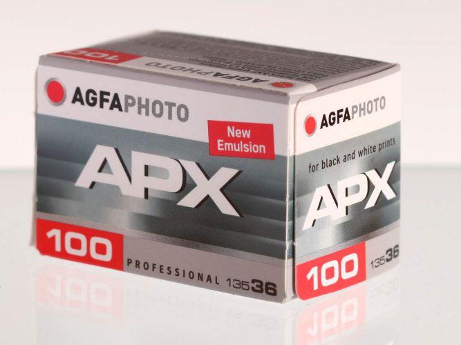 AGFAPAN 100 135/36 - nuova emulsione  www.fotomatica.it | info@fotomatica.it