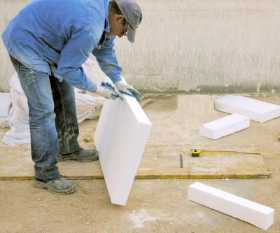 How to Coat Styrofoam