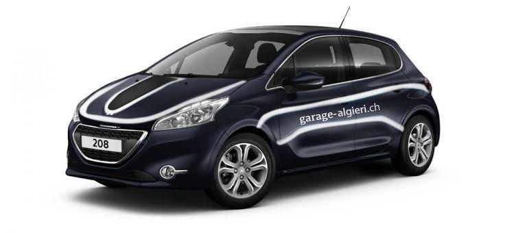 """- Design """"Algieri CAR LINE"""""""
