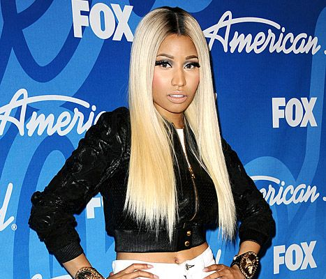 Nicki Minaj: 25 Things You Don't Know About Me - Us Weekly