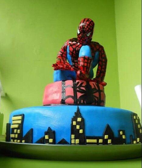 Spiderman...