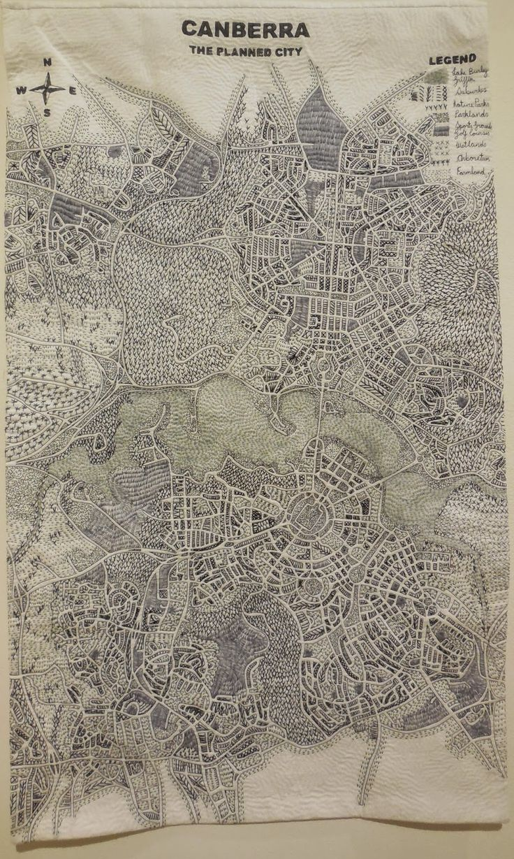 Canberra the Planned City Beth Miller