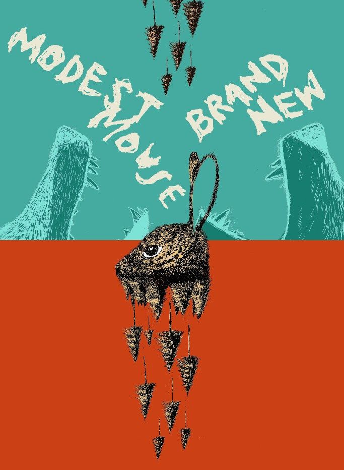 Modest Mouse and Brand New Announce Tour