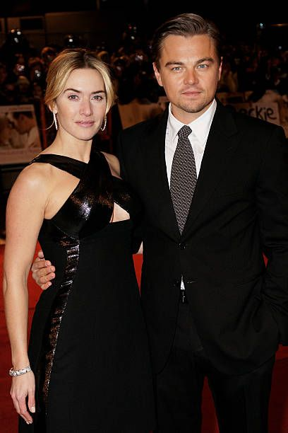 the best revolutionary road ideas r tic  leonardo dicaprio and kate winslet attend the uk premiere of revolutionary road held at