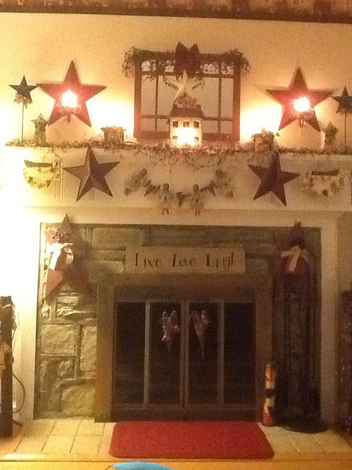 Best 20+ Primitive country decorating ideas on Pinterest ...