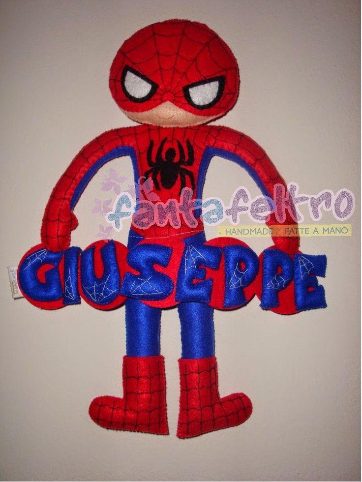 Fanta Feltro: Fuoriporta Spiderman