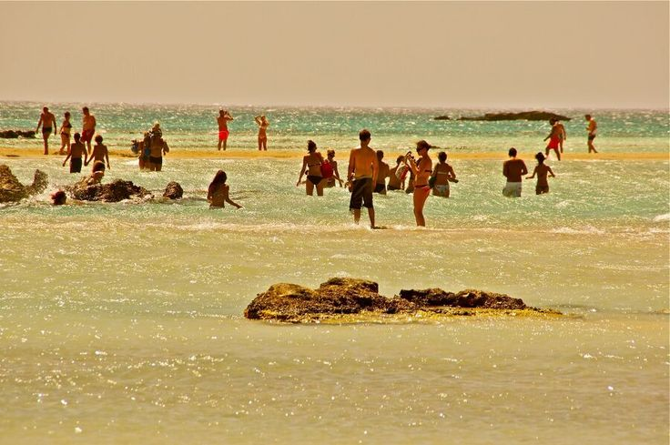 #Crete beach