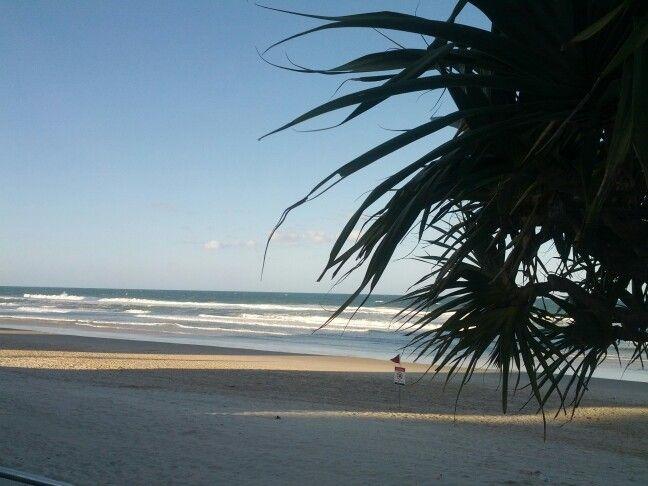 Surfers Paradise beach GoldCoast Australia