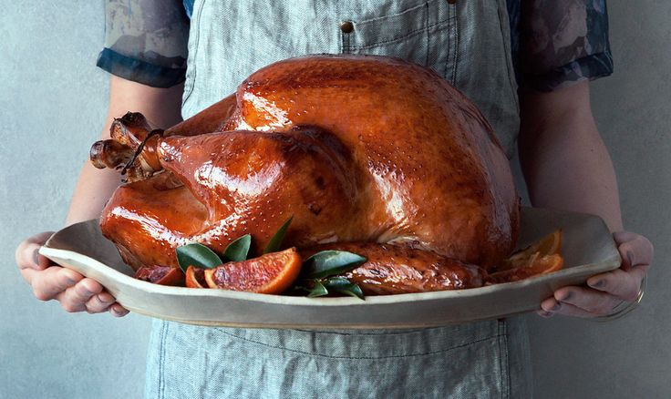 No patience for a traditional brine? The dry brine is applied directly to the turkey's skin for a few hours, delivering big flavor and less hassle.