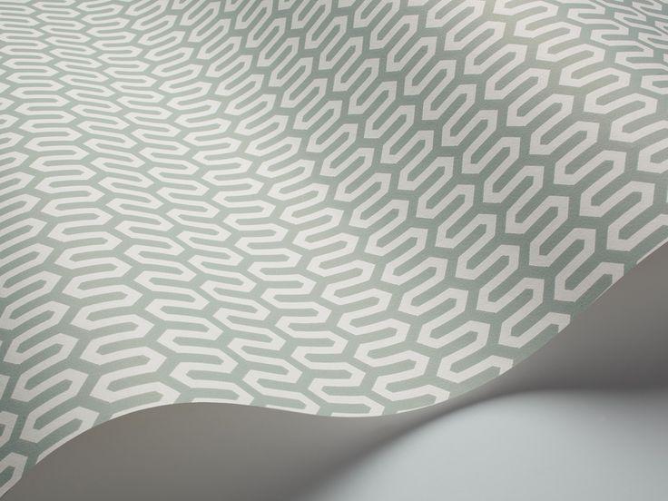 Via Boråstapeter | Arne Jacobsen Ypsilon Wallpaper