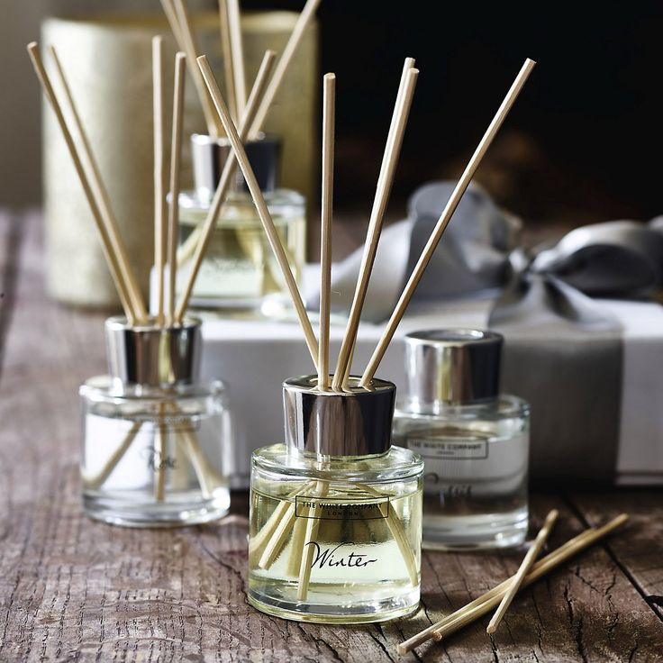 Four Seasons Mini Diffuser Collection | The White Company