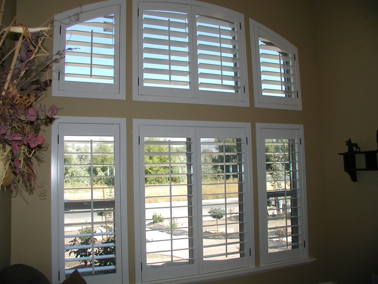 42 best images about house ideas on pinterest clawfoot for Interior window shutter designs